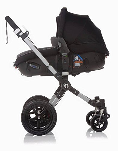 Jane Matrix Light 2 y imatrix adaptador de fijar en Bugaboo cameleon3