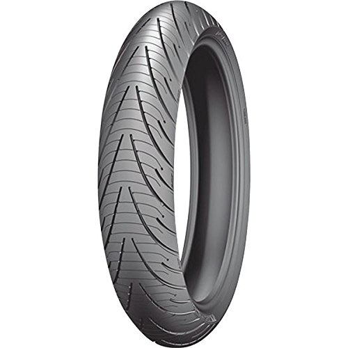 (Michelin Pilot Road 3 Motorcycle Tire Sport/Touring Front 120/70-17)