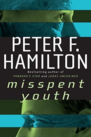 book cover of Misspent Youth