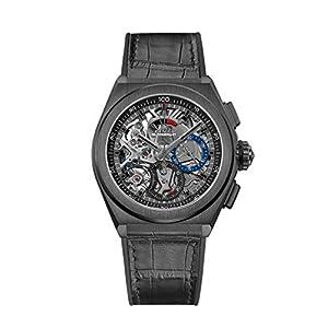 Zenith Defy El Primero 21 - Reloj esqueleto de titanio (49.9000.9004/78.R582) para hombre 1