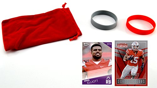 Ezekiel Elliott Assorted Football Bundle product image