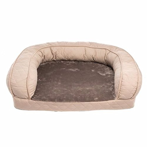 TOP PAW QUILTED SOFA BED W/ SOFT FOAM SLEEP SURFACE