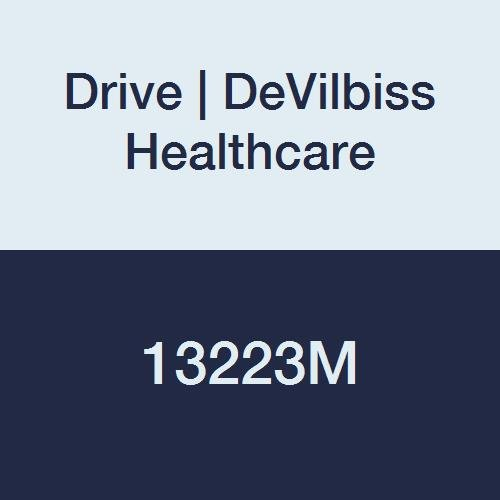 Drive DeVilbiss Healthcare 13223M Full Body Patient Lift Sling, Medium, Length 53'', Width 42'', Polyester
