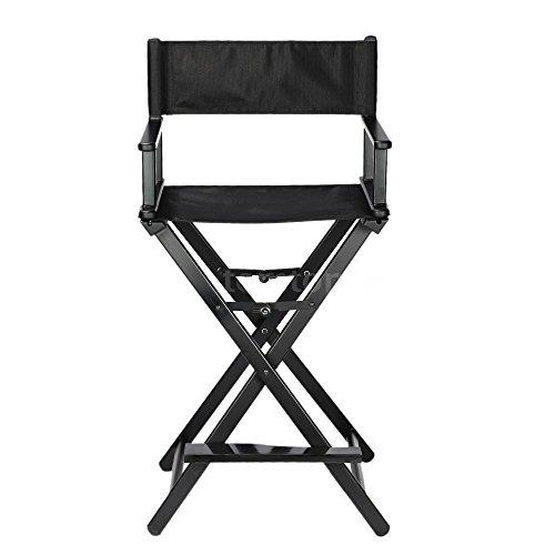 Comestic Makeup Artist Chair Directors Chair Aluminum Frame Folding Chair R7C5 (Nesting Aluminum Chair)