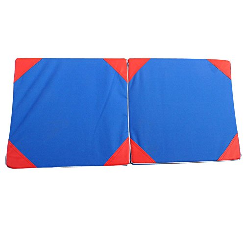 Gymnastics Mat with Tumbling Exercise Gym Mat Gymnastics Mats/Flip Dance Practice Gymnastics Mats Cushioning Mats Sponge Gymnastics Mat/Application Places:Gym,Home. for Aerobics, Yoga, Stretching, MM