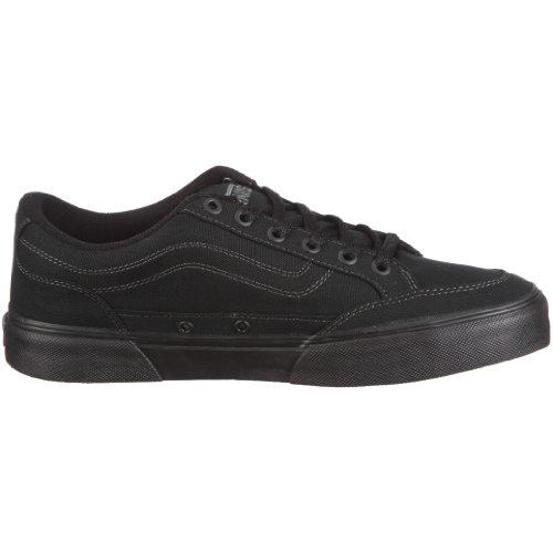 Vans Bearcat - Zapatillas de skate para hombre Negro (Schwarz/(Canvas) Black/)