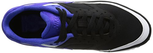 Nike Heren Air Max Bw Og Loopschoenen Zwart / Perzisch Paars-wit