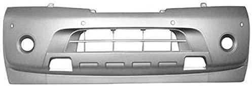 Front BUMPER COVER Primed for 2008-2015 Nissan Armada