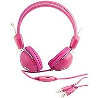 Urban Factory Crazy Headphones, Pink (MHD06UF)