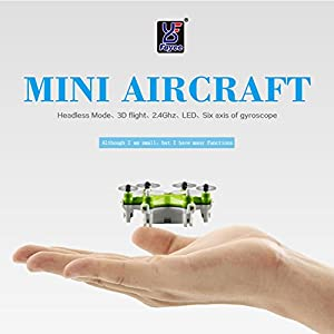 Toy, Play, Fun, Fayee FY805 Navigator Mini 2.4G 4CH 6 Axis Gyro RC Hexacopter with 3D Flips Headless Mode RTFChildren, Kids, Game from Play 4 Kids