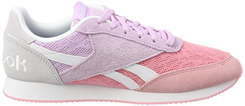 2 Reebok Sneaker Quartz Jogger Squad Rosa Donna Classic White Pink Royal Moonglow wUqr7Ut