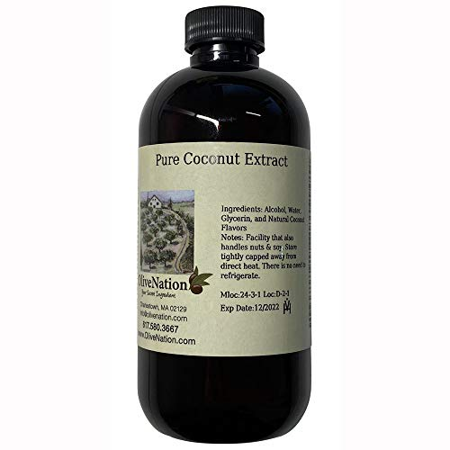 OliveNation Pure Coconut Extract