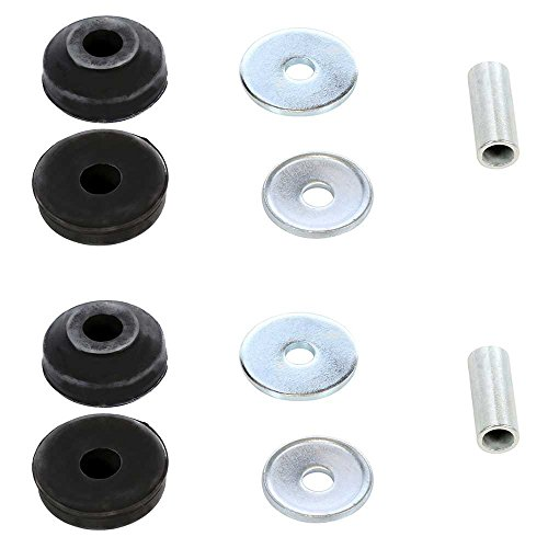 Prime Choice Auto Parts KM1001942PR 2 Front Strut Mount Kits ()