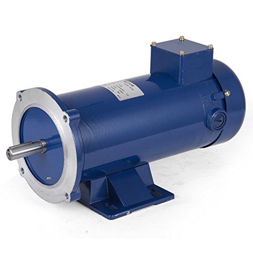 - VEVOR 1 Hp DC Motor Rated Speed 1750 RPM 180V Electric Motor Permanent Magnet Motor