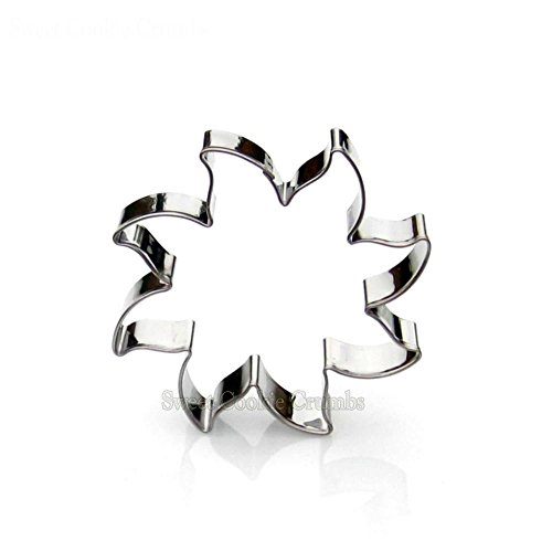 Sun Cookie Cutter- Stainless Steel