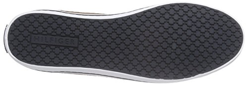 Tommy Hilfiger Damen K1285esha 6d Sneakers Schwarz (BLACK 990)