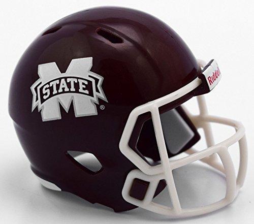 State Bulldogs Pocket (Mississippi State Bulldogs Helmet Riddell Pocket Pro Speed Style)