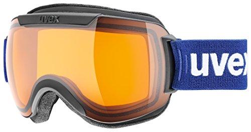 UVEX Downhill 2000Race Lunettes de ski taille unique Noir mat