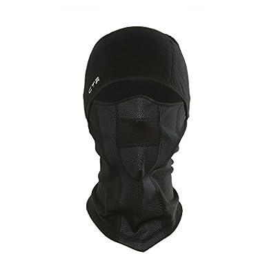 Chaos -CTR Tempest Multi Tasker Pro Micro Fleece Balaclava with Windproof Face Mask