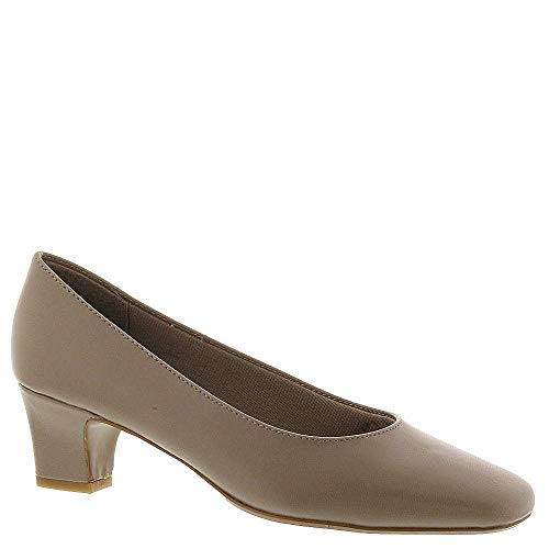 LifeStride Womens Jade Closed Toe D-Orsay Pumps, Taupe, Size 9.0 -