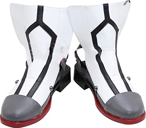 Mingchuan Whirl Cosplay Boots Shoes for Kantai Collection GRAF -