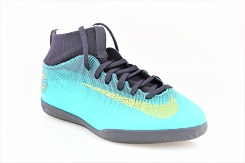 NIKE Ic Football Adults Unisex Club Boots Indigo Jr Cr7 6 Mercurial 001 Mehrfarbig Superfly Aj X RqRxn8r4