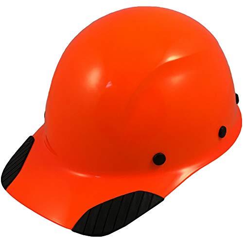 Texas America Safety Company DAX Fiberglass Composite Hard Hat - Cap Style Hi Viz -