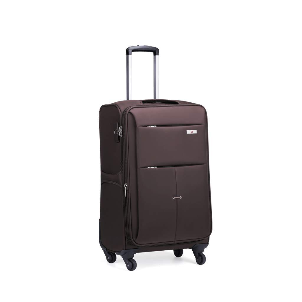ラゲージボックス、アルミフレームトロリーケースユニバーサルホイールパスワードボックス搭乗用スーツケース耐摩耗性と耐引掻き性 (サイズ さいず : 65L)   B07JPHMMN8
