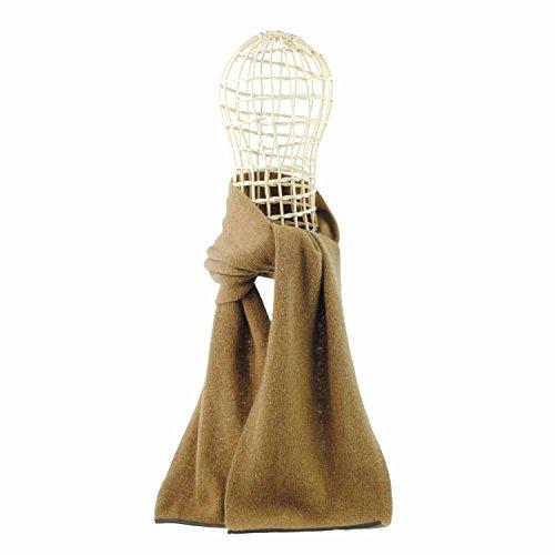 Echarpe en laine Taille: U Couleur: CHÂTAIGNE