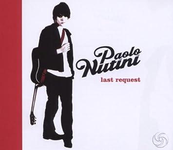 Last Request Paolo Nutini Amazon De Musik