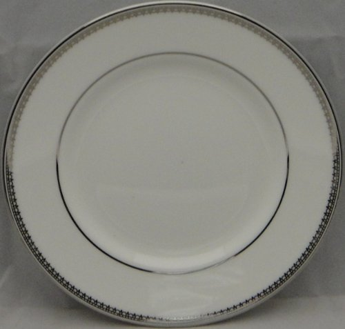Vera Wang Vera Lace-Platinum Bread & Butter Plate (Vera Wang Platinum Lace compare prices)