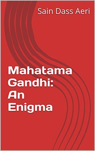 Mahatama Gandhi: An Enigma image