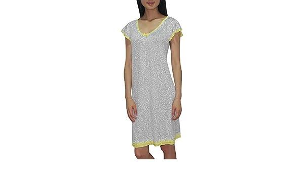 DKNYC (de peluche DKNY) reloj de mujer con esfera pijamas motivo de vestidos/camisón: Amazon.es: Ropa y accesorios