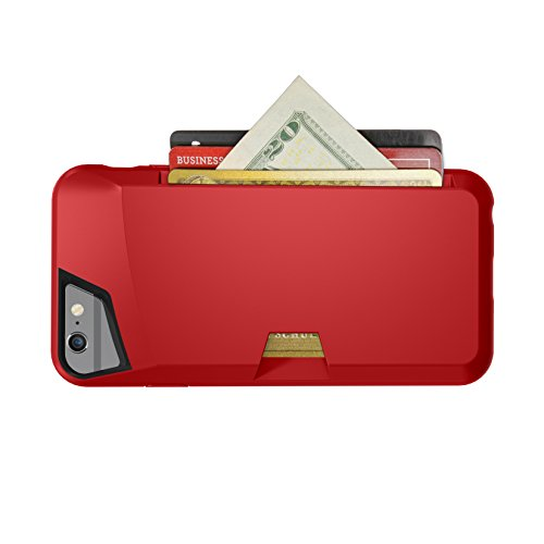 silk iphone 6 6s wallet case vault protective credit card grip cover wallet slayer vol 1. Black Bedroom Furniture Sets. Home Design Ideas