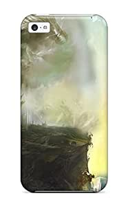 Fashion AqhrXgo3103RaPUt Case Cover For Iphone 5c(guild Wars 2)