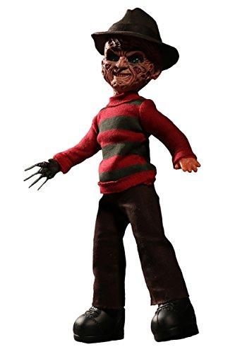 Mezco Toyz Living Dead Dolls - Mezco Living Dead Dolls Freddy Krueger with Sound Standard