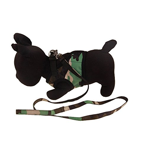 (Hpapadks Dog Vest-Type Traction Rope Set,Type Fashion Pet Dog Walk Out Vest Traction Rope Dog Supplies Preppy Dog Collars)