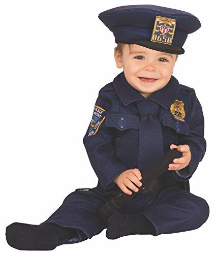 Rubie's Police Officer Baby, Toddler