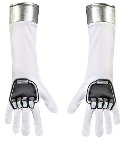 Disguise Power Ranger Dino Charge Gloves Movie Theme Child Halloween Accessory ()