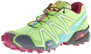 chaussures de séparation f3da3 2a08b Salomon Women's Speedcross 3 Trail Running Shoe (B004LB4W6C ...