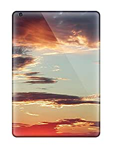 New Fashion Premium Tpu Case Cover For Ipad Air - Sunsets S