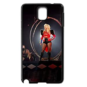 QSWHXN Customized Print Britney Spears Hard Skin Case Compatible For Samsung Galaxy Note 3 N9000
