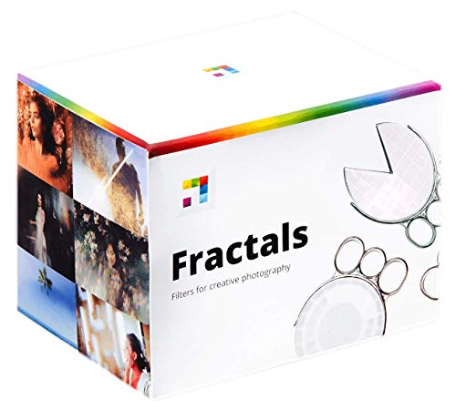 Fractal Filters Classic Prismatic Camera Filters, 3-Pack from Fractal Filters