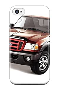 Perfect Built Ford Tough Case Cover Skin For Iphone 4/4s Phone Case