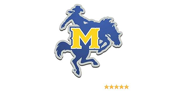 Hard Thick Acrylic WinCraft LSU Tigers Eye State Shape Auto Badge Emblem