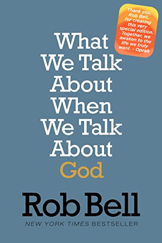 What We Talk About When We Talk About God: A cover