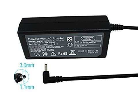 Gomarty AC Power Adapter Charger for Acer Chromebook 13 C810 CB5 14 CB3-431 15 C910 C720 C720P C720-2848,Aspire S5 S7 S5-371 S7-392 S7-393 PA-1650-80 A11-065N1A A13-045N2A PA-1450-26 Power - 1450 Power Supply