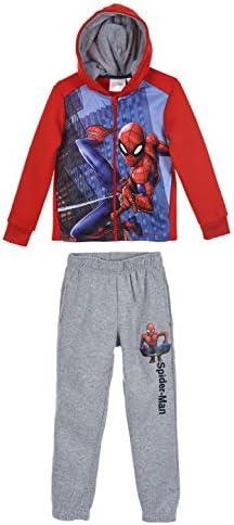 Spiderman Niños Chándal: Amazon.es: Ropa y accesorios