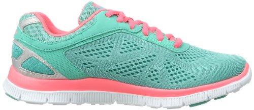 Skechers Da Style Appeal Your tqhp Sneakers Turchese Flex nbsp;love Donna qYrAUqg