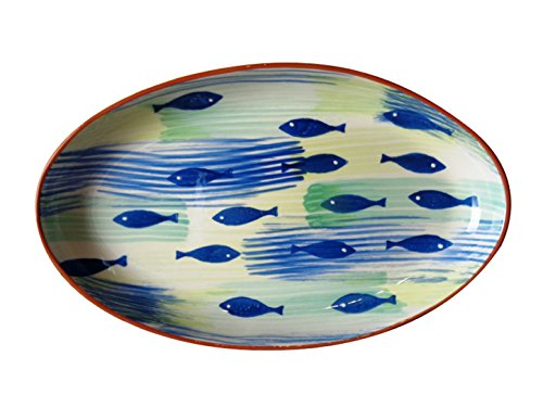 Euro Ceramica Pescador Collection 19.3